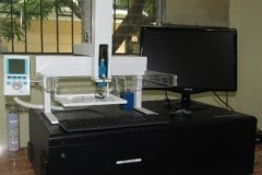 Analizador Isotópico de Agua Líquida