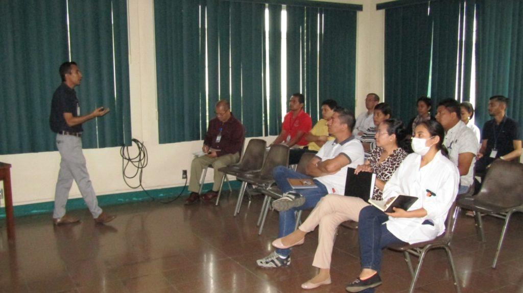 """IMG 4363 1024x575 - Seminario N° 4: """"Estudio de línea base de residuos de plaguicidas en vegetales de alto consumo provenientes de zonas agrícolas de Nicaragua y comercializados en Managua""""."""