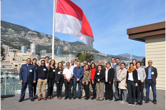 image 1 1 573x381 1 - REMARCO se fortalece luego de reunión entre 18 países de Latinoamérica y El Caribe, efectuada en Mónaco con la participación del CIRA/UNAN-Managua en representación de Nicaragua